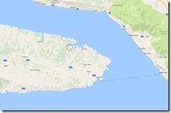 karta kroatien