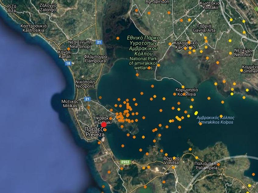 blixtnedslag karta åska | S/Y Lady Annilas resor och äventyr på de sju haven blixtnedslag karta